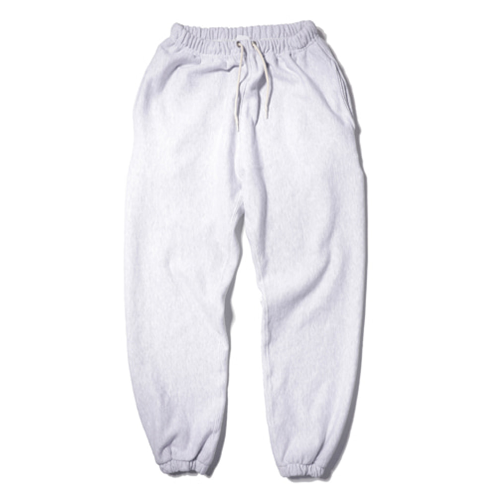 아웃스탠딩 80'S REVERSE SWEAT PANTS_M/Grey