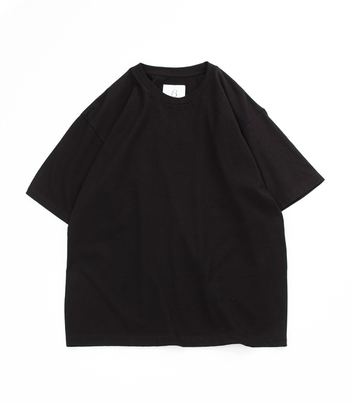브라운야드 One Day T-Shirt_Black