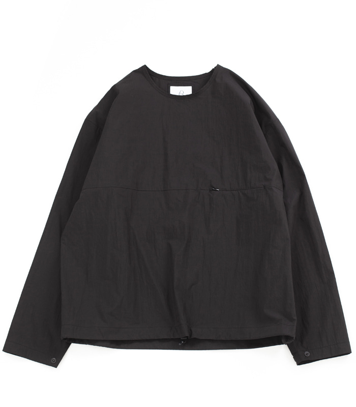 브라운야드 Light Pullover_Black
