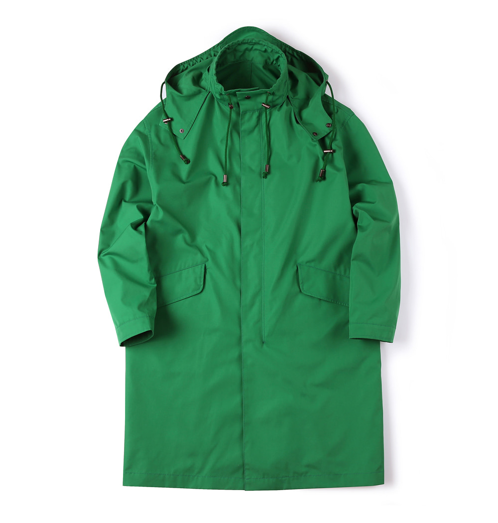 셔터 NANO WEATHER COAT_Green
