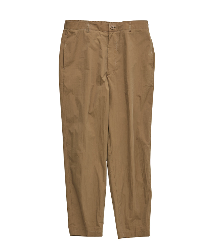 브라운야드 Utility Pants_Brown