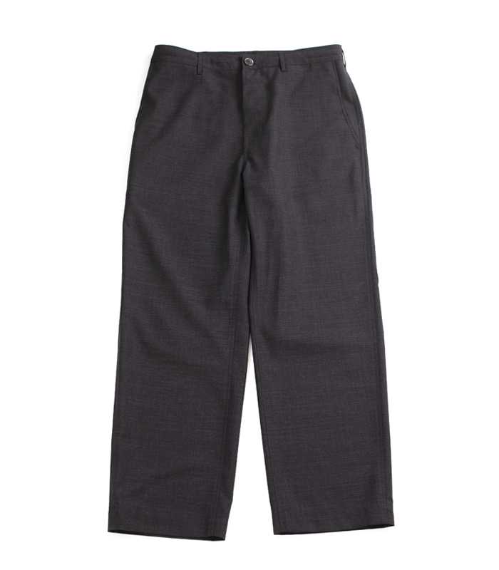 브라운야드 Wide Pants_Grey