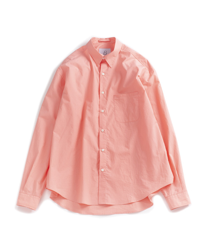 브라운야드 Steady Shirts_Pink