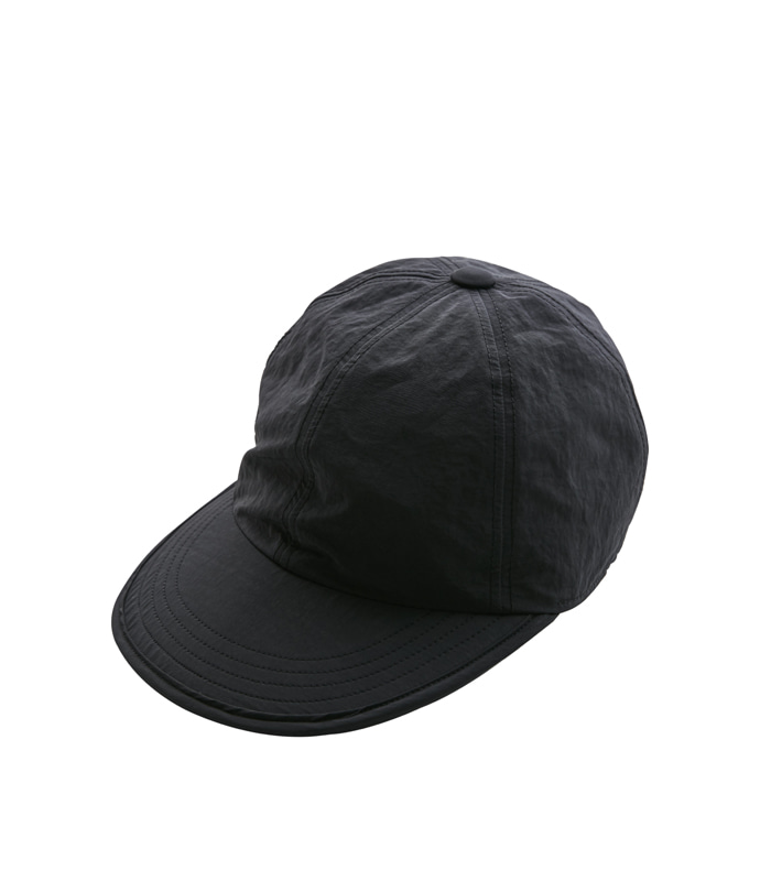 브라운야드 Nylon Cap_Black