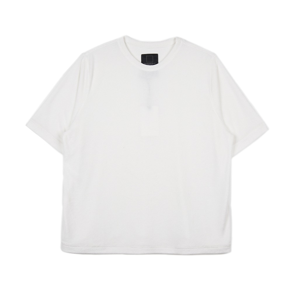 오파츠 Terry T-shirts_White