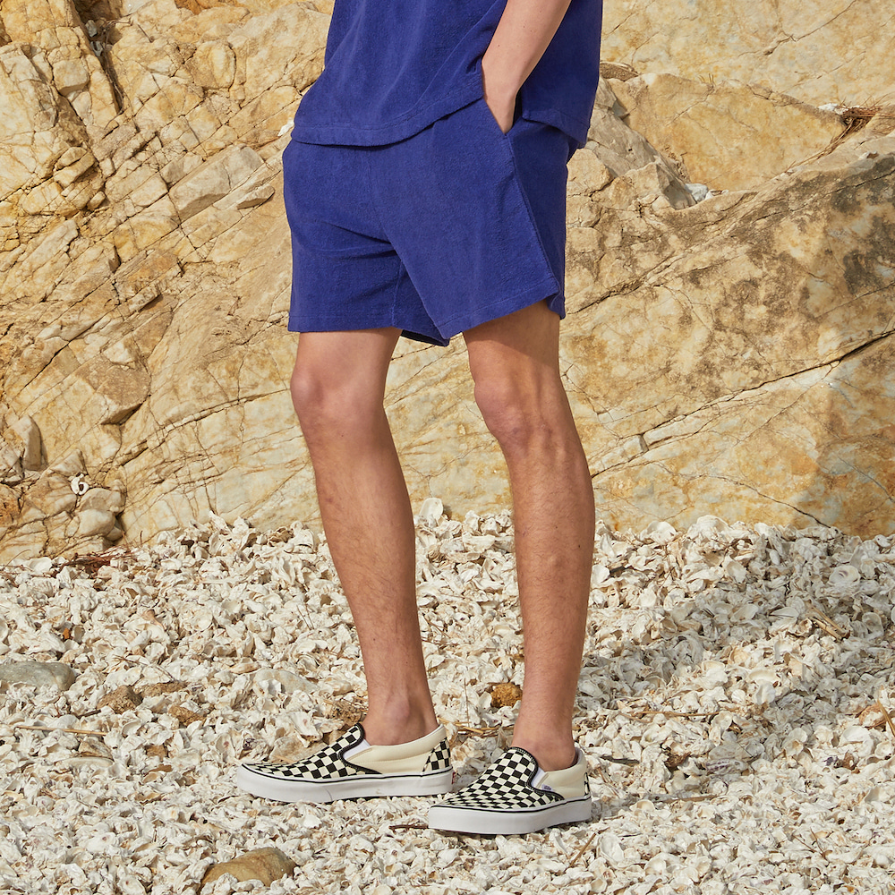 에이카화이트 JACK BEACH SHORTS_Cobalt