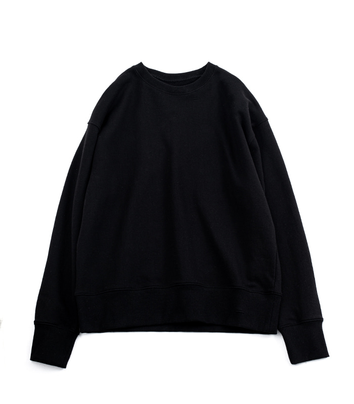 브라운야드 Sweat Shirts_Black