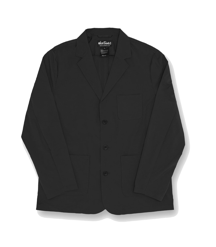 와일드띵스 MOTION EASY JACKET (Black)