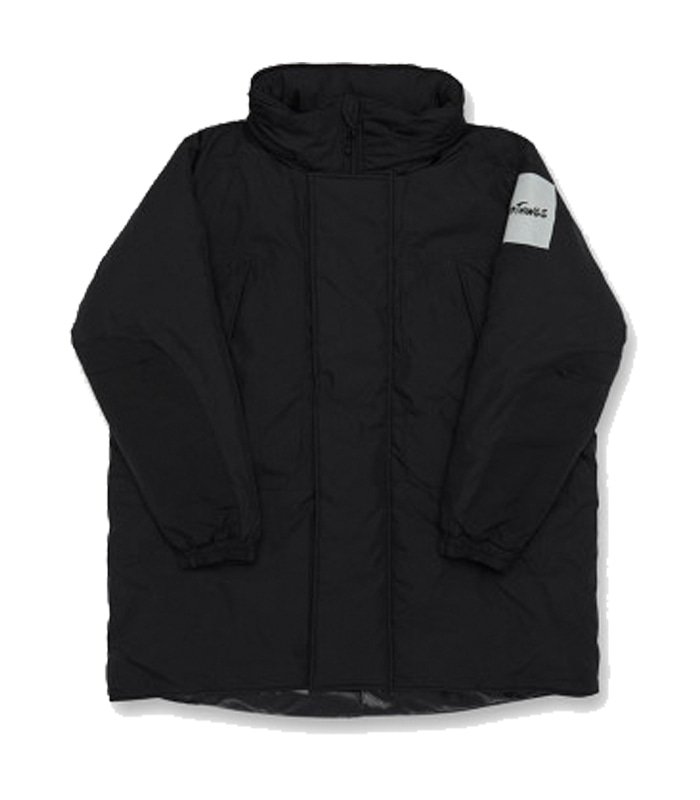 와일드띵스 MONSTER PARKA (Black)