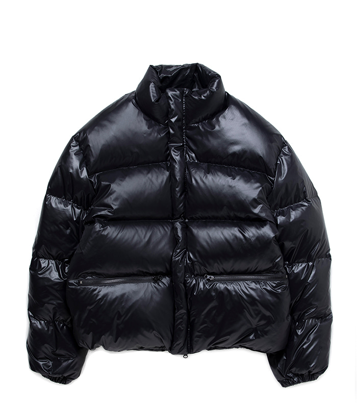 브라운야드 Utility Down Jacket (Black)