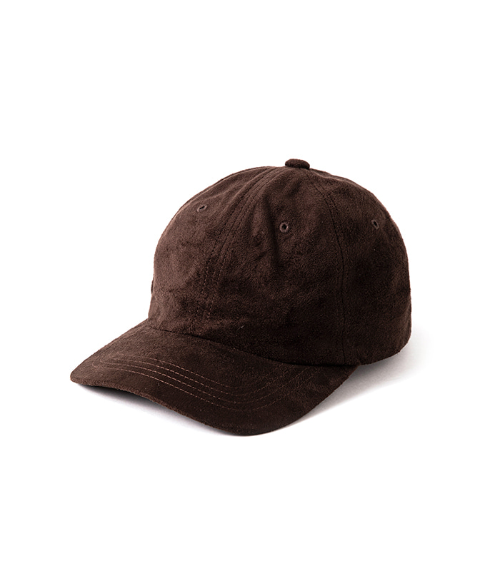 그리즈리 Suede Cap (Brown)