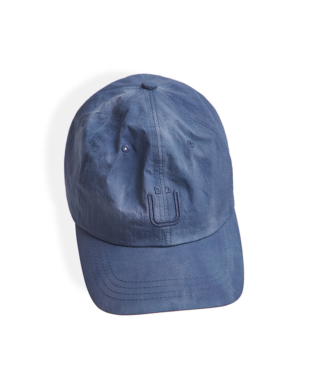 언어펙티드 DRAWSTRING BALL CAP (Ocean Blue)