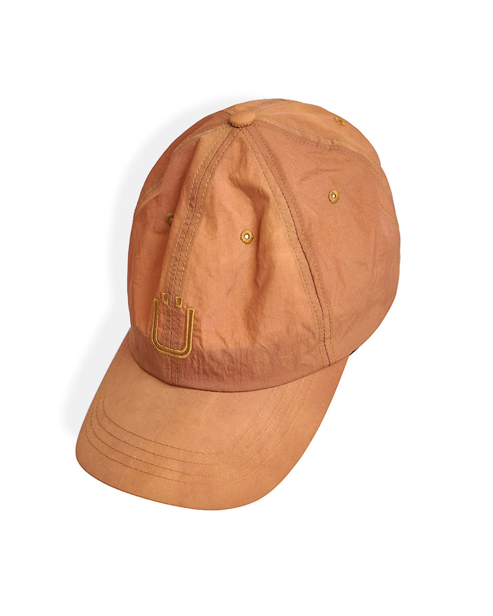 언어펙티드 DRAWSTRING BALL CAP (Sunset Orange)