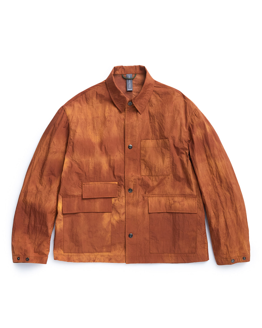 언어펙티드 CHORE JACKET (Sunset Orange)