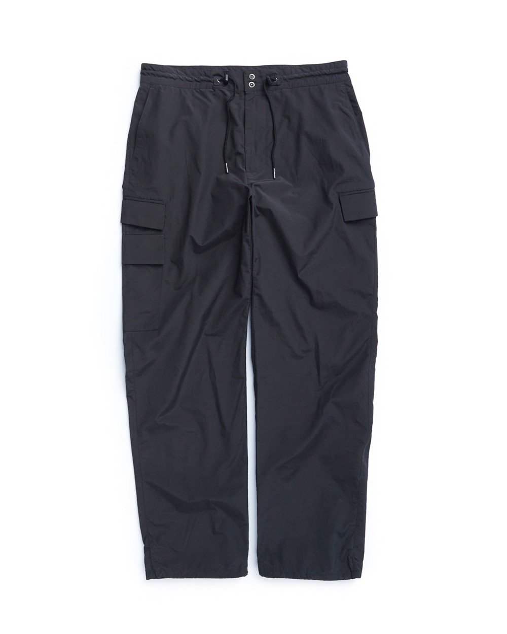 언어펙티드 UTILITY FLAP POCKETS PANTS (Charcoal)