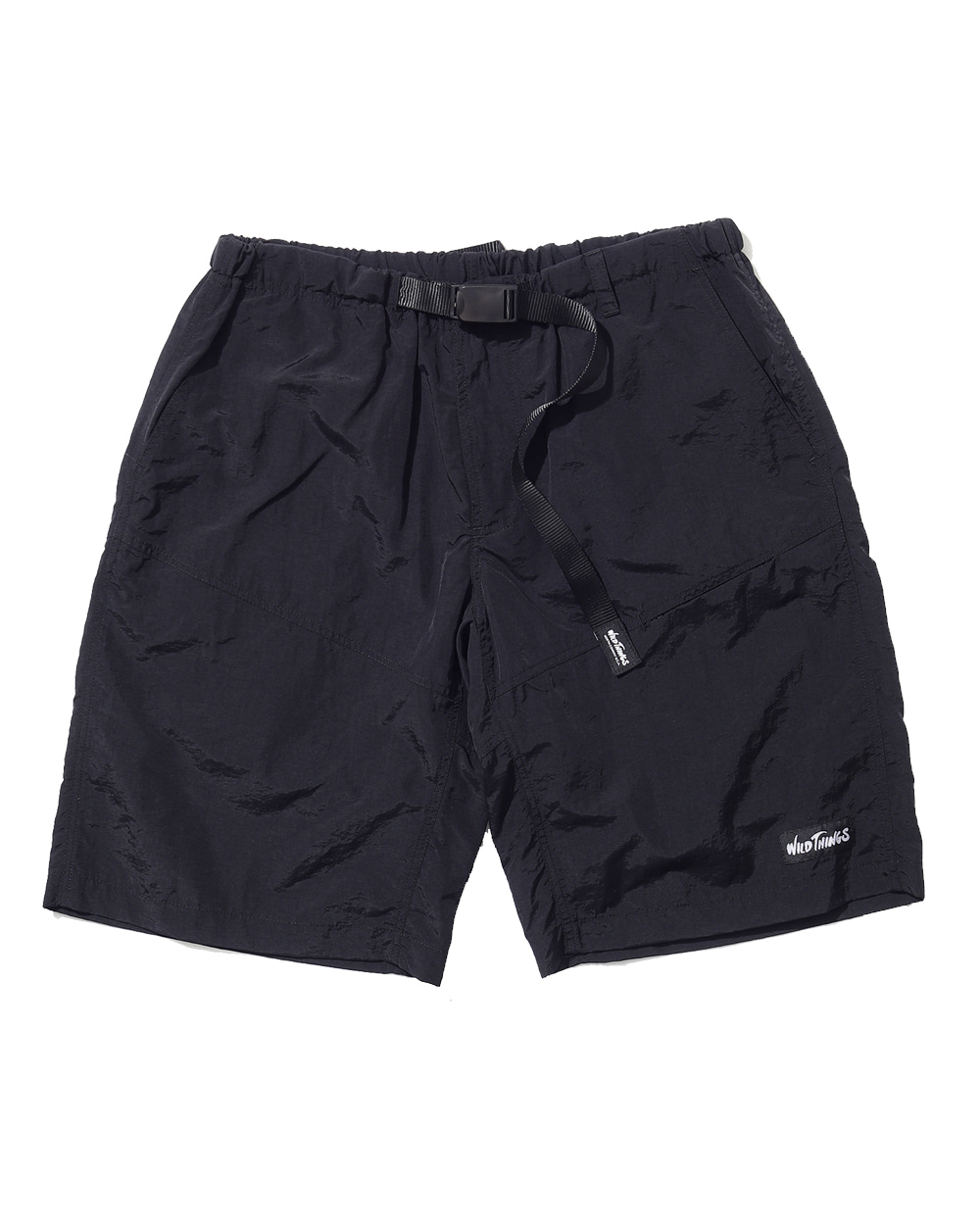 와일드띵스 CAMP SHORTS (Black)