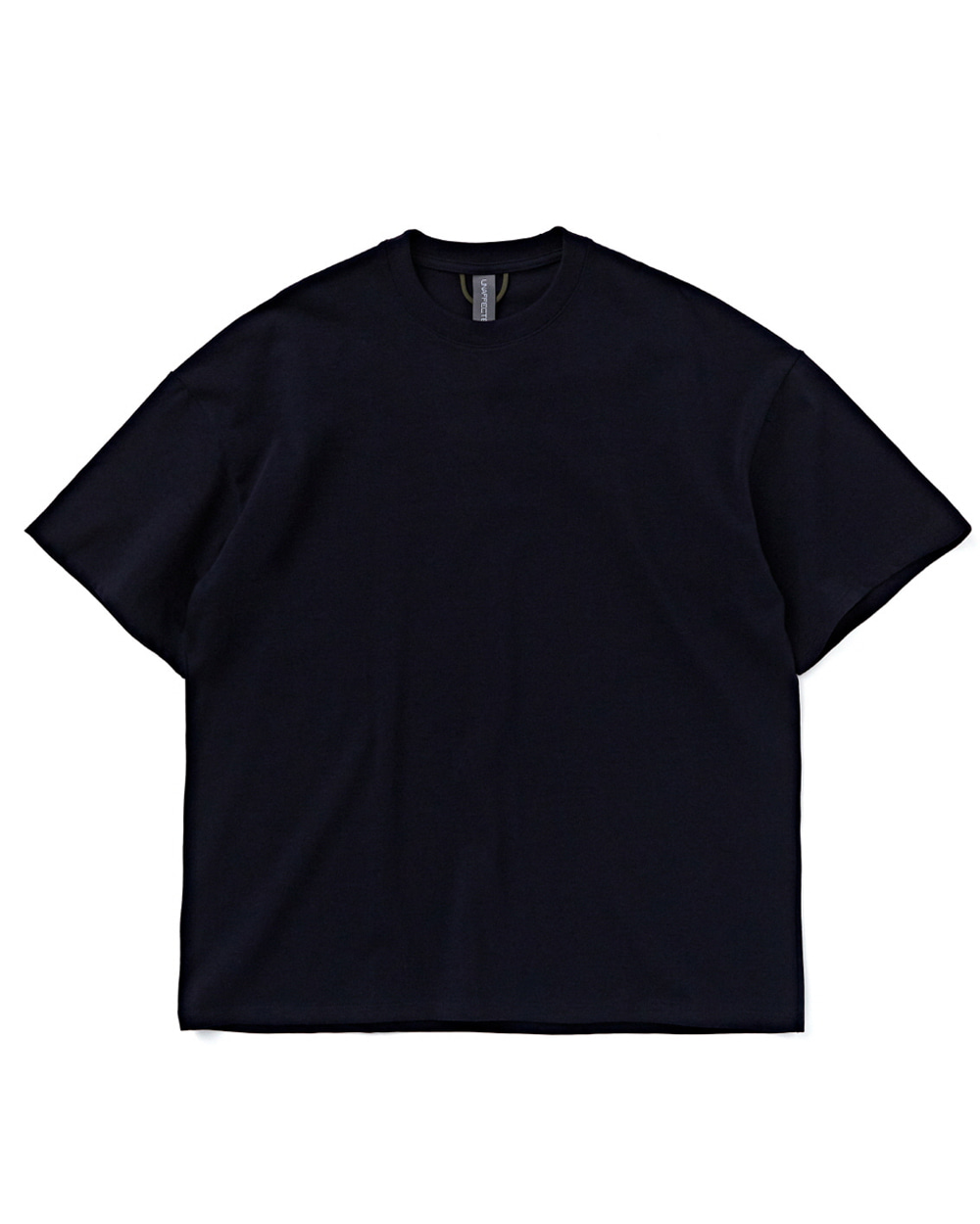 언어펙티드 LOGO LABEL T-SHIRT (Navy)
