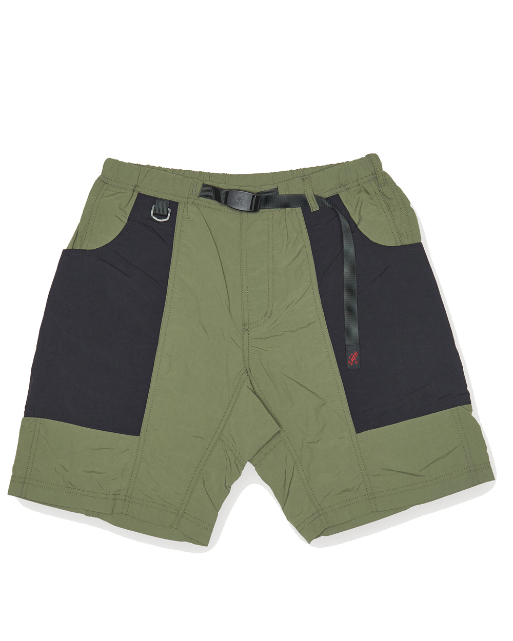 그라미치 SHELL GEAR SHORTS (Olive/Black)