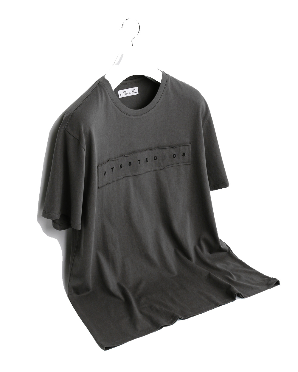 ATE STITCHED T-SHIRTS (Grey)