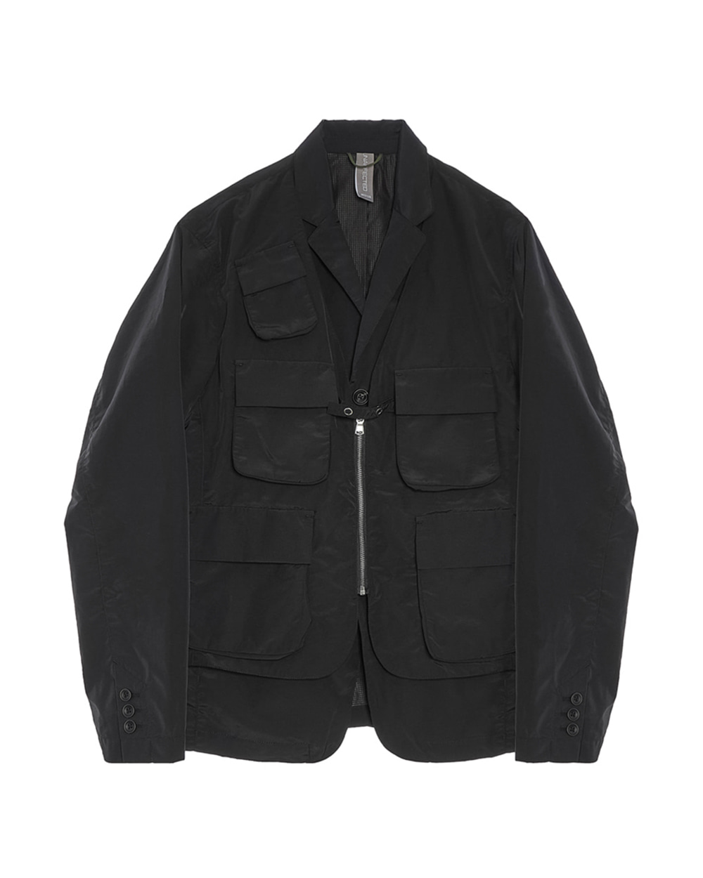 언어펙티드 LAYERED JACKET (Black)