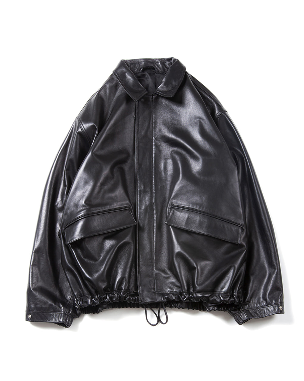 브라운야드 Leather field jacket (Black) _ Only Off line 판매 유선문의