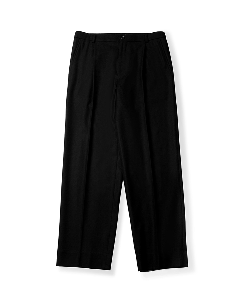브라운야드 WIDE PANTS (Black)
