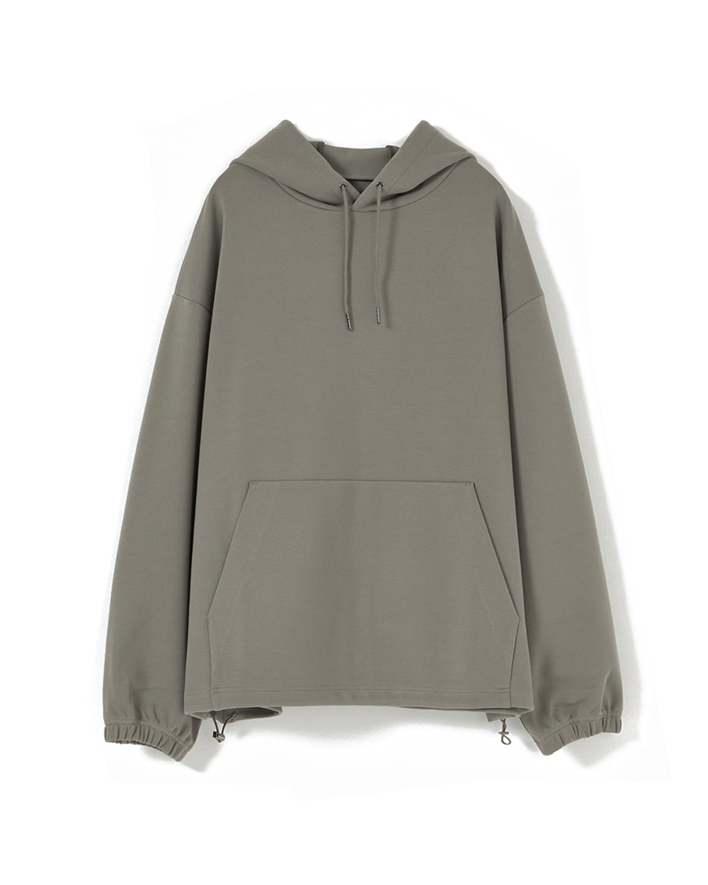 유스 Hooded Sweatshirt (Khaki)
