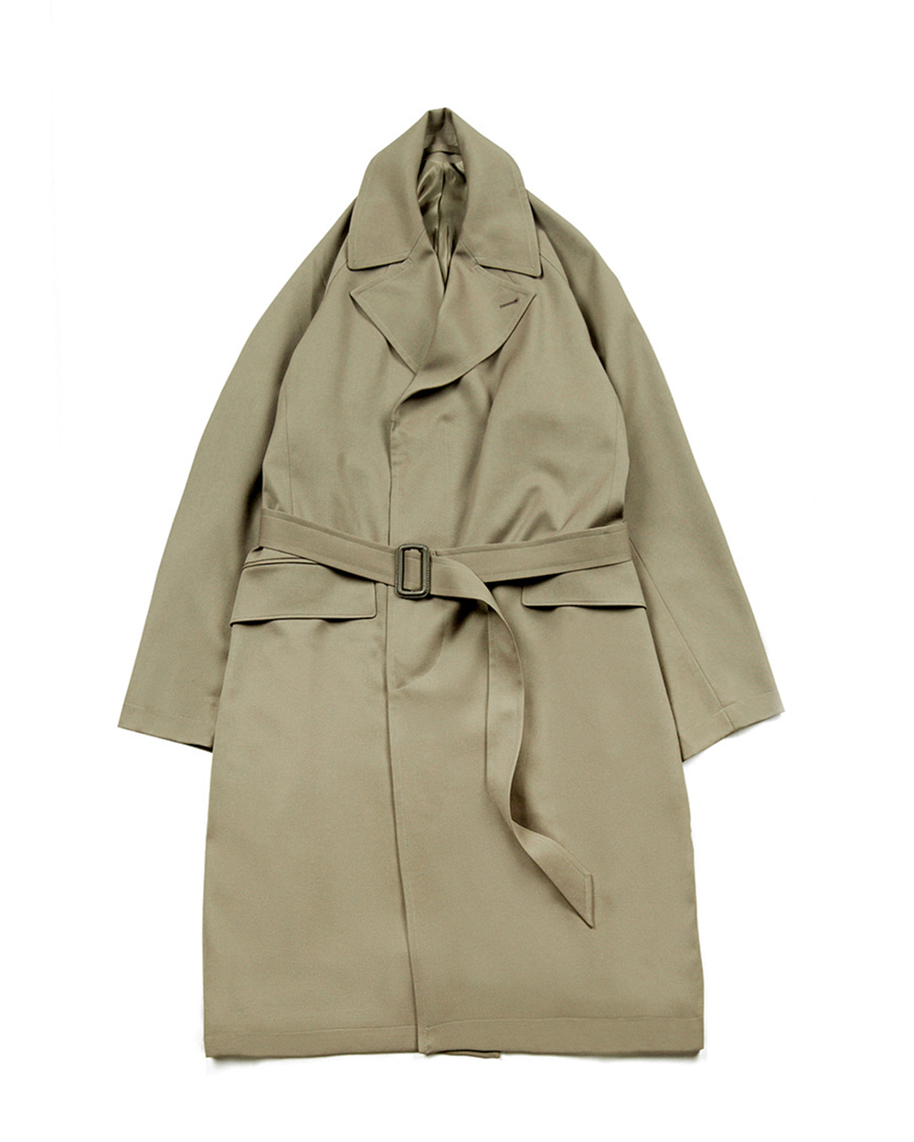 브라운야드 ROBE COAT (Beige)