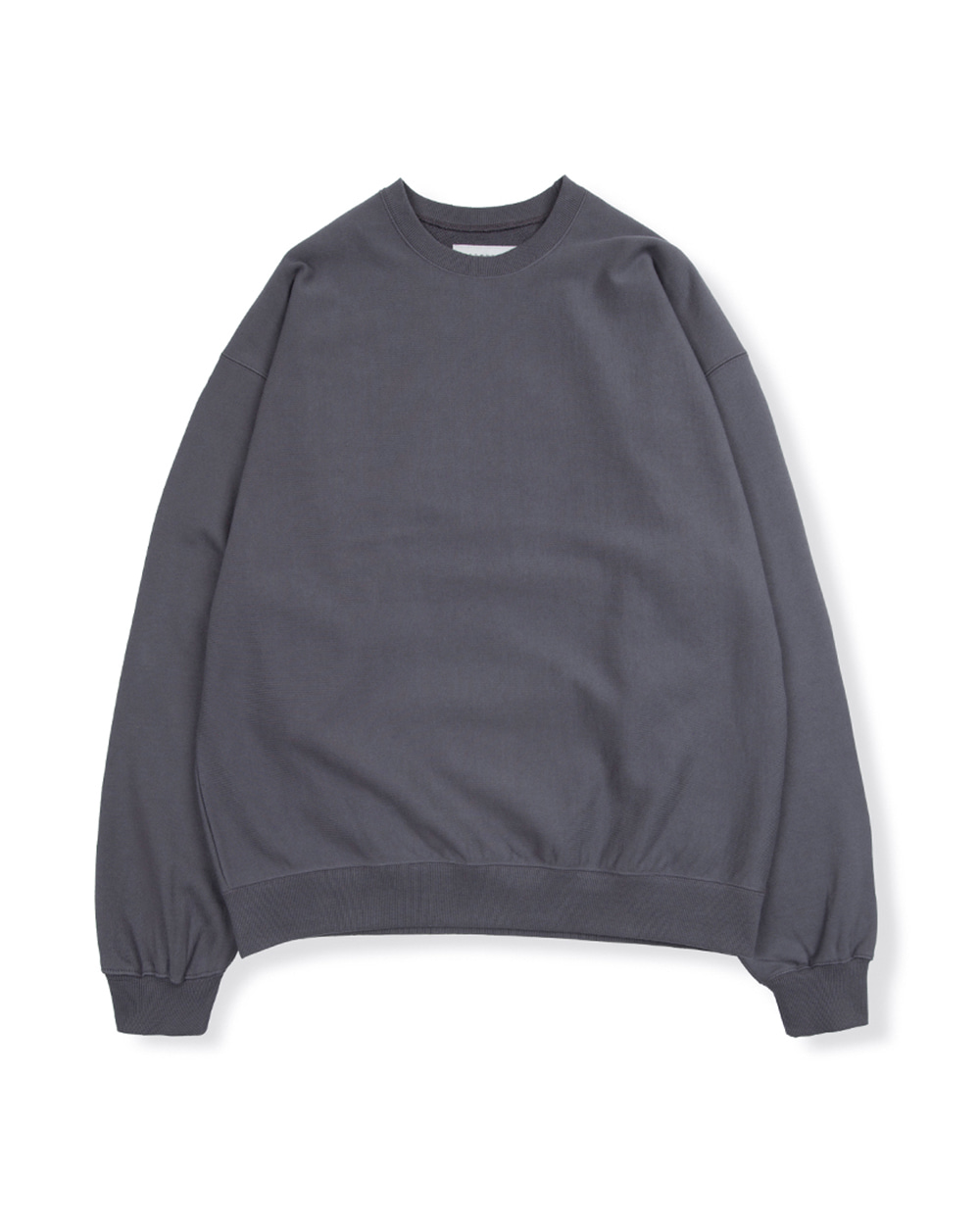 브라운야드 HARD TWIST SWEAT SHIRT (Chacol)