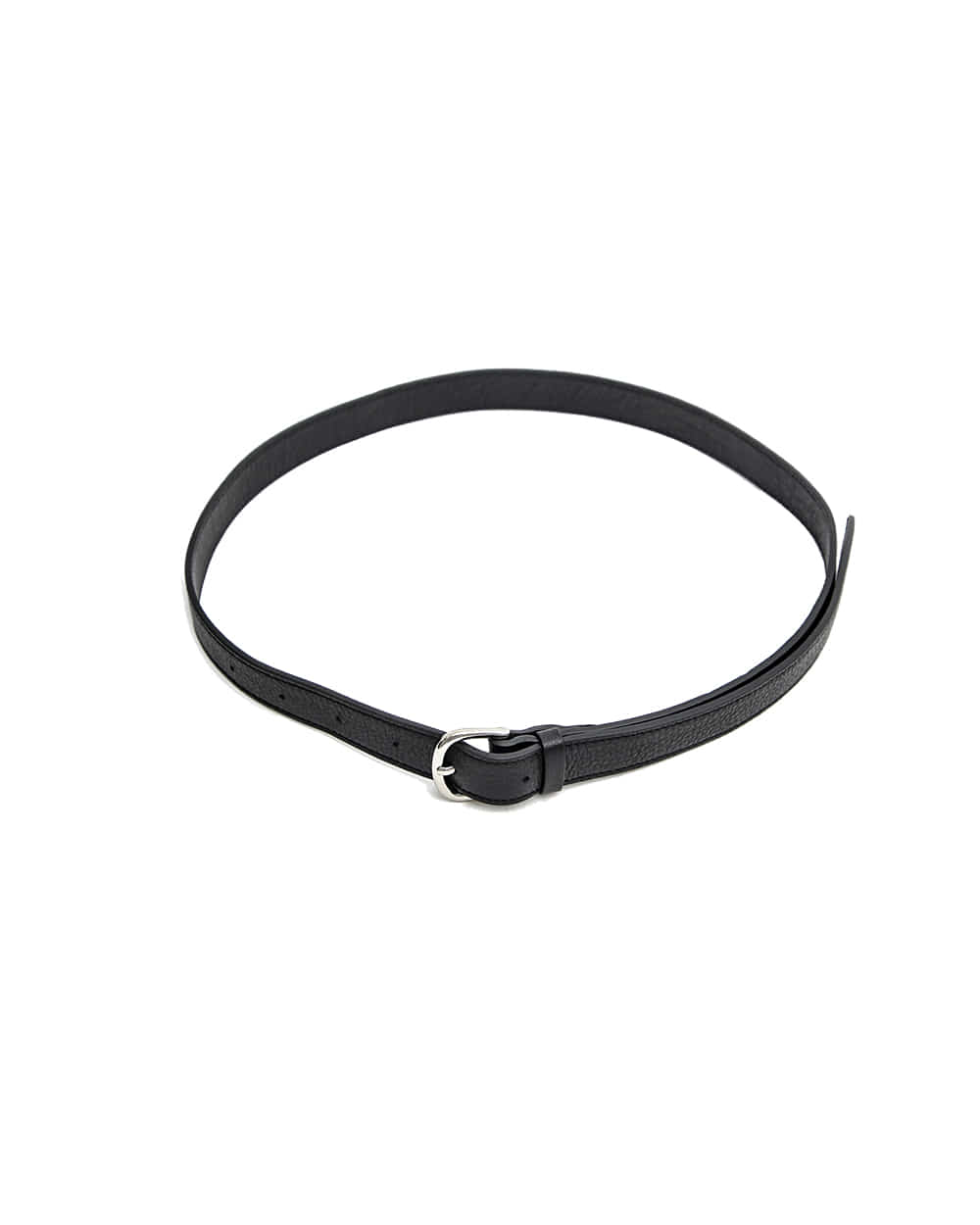 ATE STUDIOS ALL-PURPOSE LEATHER BELT (BLACK)
