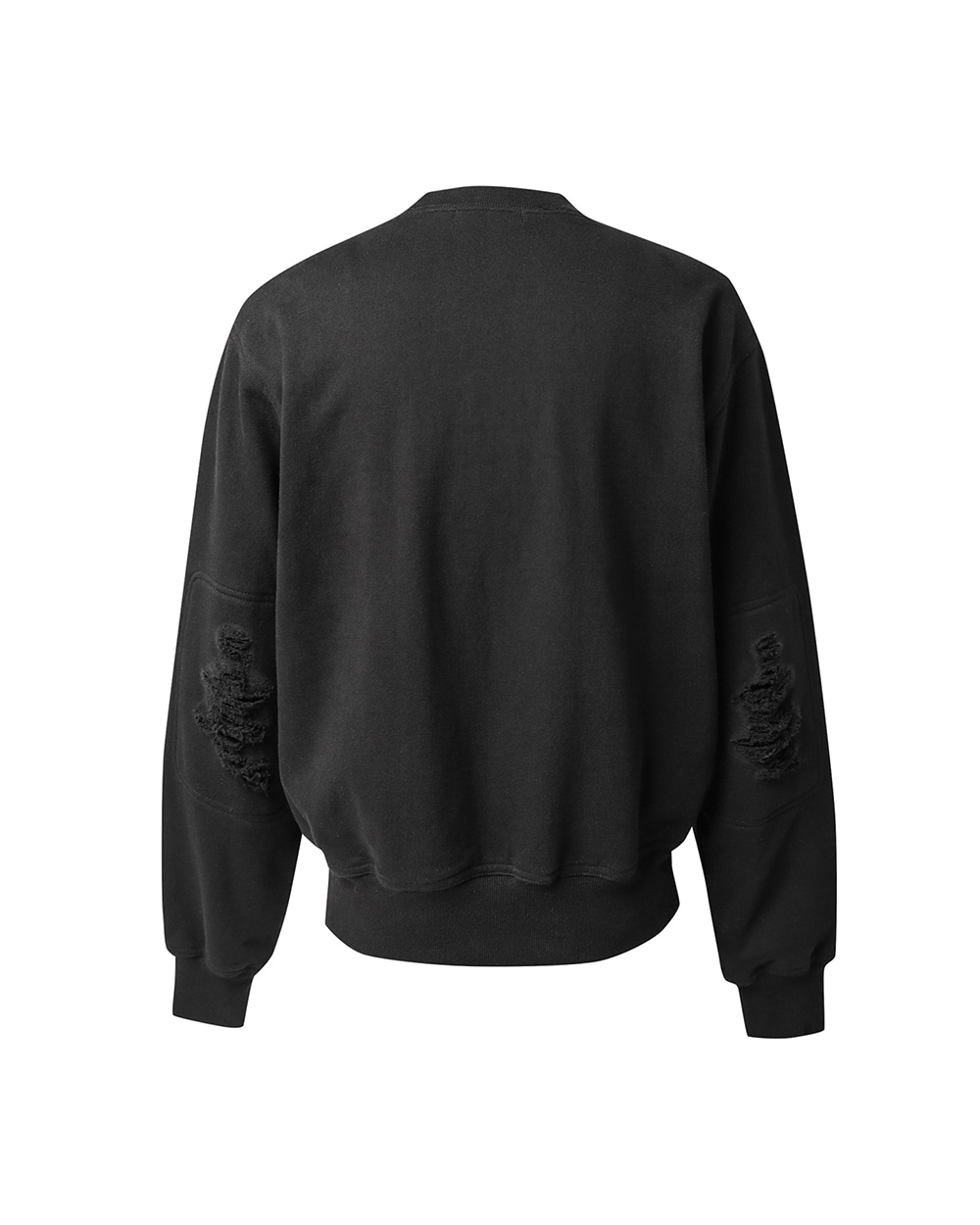 ATE STUDIOS AUTHENTIC SCAR SWEAT SHIRTS (Black)