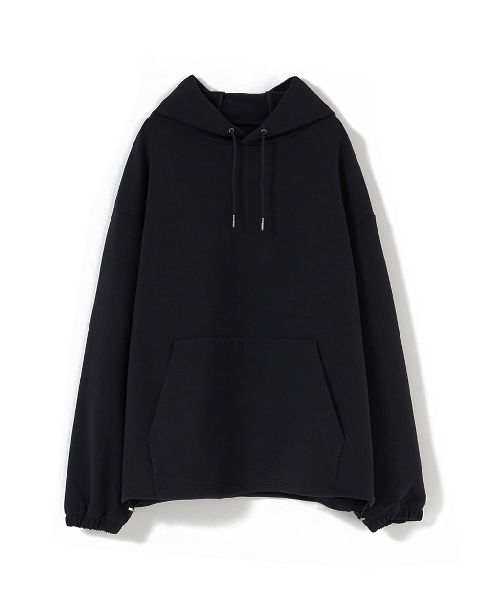 유스 Hooded Sweatshirt (Black)