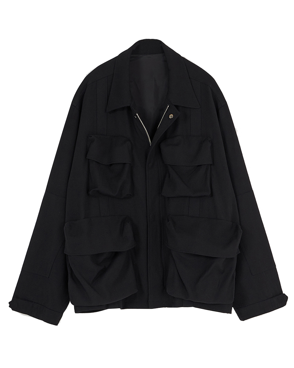 유스 M70 Field Jacket (Black)