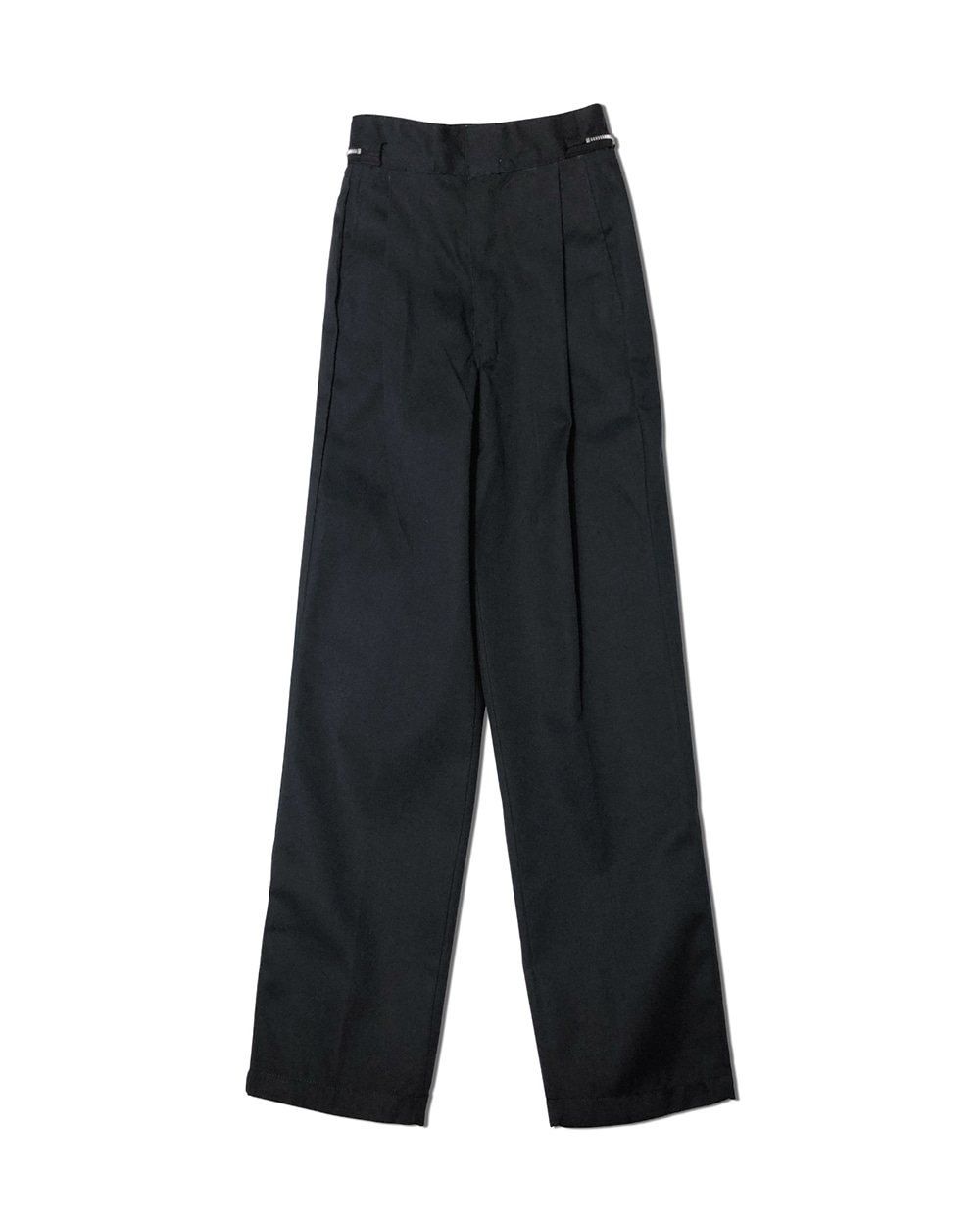 GOOD NEWS  WIDE FIT PANTS (Black)