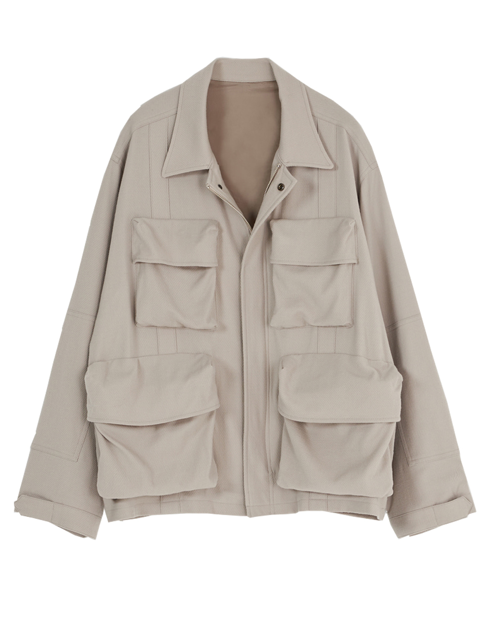 유스 M70 Field Jacket (Beige)