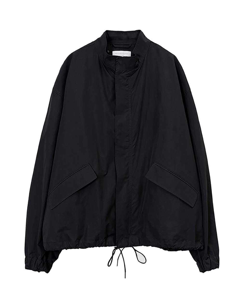 브라운야드 Essential Short Jacket (Black)