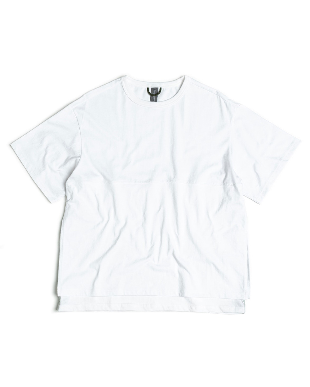 언어펙티드 LAYERED T-SHIRT (Off white)