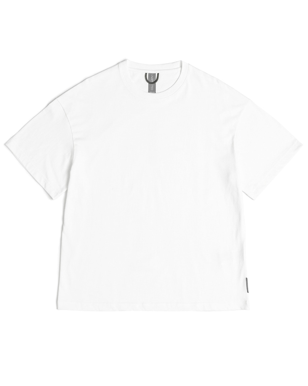 언어펙티드 LOGO LABEL T-SHIRT (Off white)